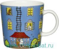 Кружка 300 мл. «Муми-дом» : Арт.1015964 (ТМ Moomin)