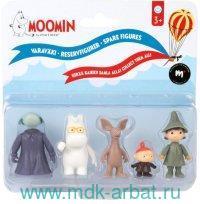 Фигурки «Муми друзья» : Арт.35504002 (ТМ Moomin)