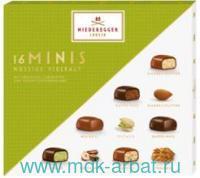 Марципан 112 г. «Мини ореховые» : Арт.160304 (ТМ Niederegger)