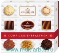 Конфеты 115 г. «Пралине-конфизери» : Арт.330110 (ТМ Niederegger)