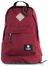 Рюкзак «Daypack» бордовый : Арт.01692 (ТМ Орехов Г.А.)