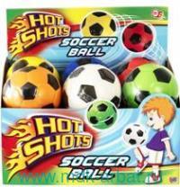 Игрушка 10см «Футбольный мяч» : Арт.1374133 (ТМ HTI)