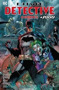 Бэтмен. Detective comics # 1000 : комикс