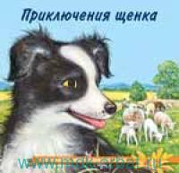 Приключения щенка : для детей дошкольного возраста