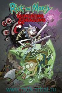Рик и Морти против Dungeos & Dragons