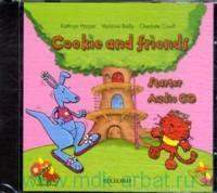 Cookie and Friends : Starter : Audio CD