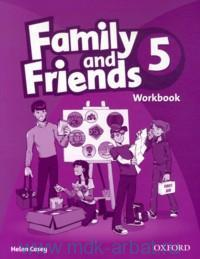 Family and Friends 5 : Workbook