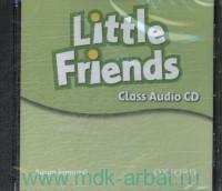 Little Friends : Class Audio CD
