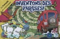 Inventons Des Phrases : Le Francais en s'amusant : Niveau A2-B1
