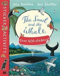 The Snail and the Whale : Over 400 stickers!