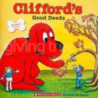 Clifford's Good Deeds : Stickers inside!