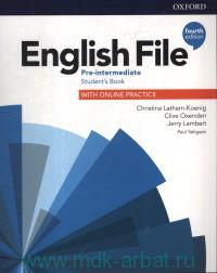 English File : Pre-intermediate : Student's Book : with Online Practice