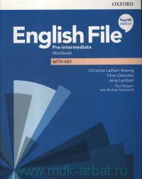 English File : Pre-intermediate : Workbook : with Key