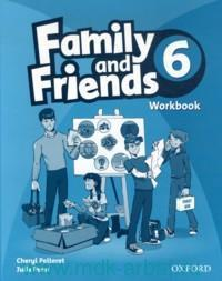 Family and Friends 6 : Workbook