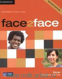 Face2Face : Starter : Workbook with Key A1 : English Profile