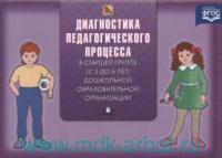 Педагогическая диагностика индивидуального развития ребенка 5-6 лет в группе детского сада (ФГОС)