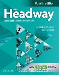 New Headway : Advanced : Workbook : With Key : With iChecker