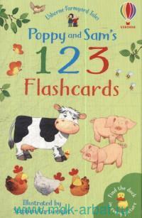 Poppy and Sam's 123 Flashcards