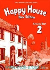 Happy House 2 : Activity Book