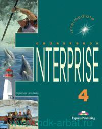 Enterprise 4 : Intermediate : Coursebook