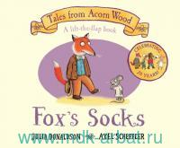 Fox's Socks : a Lift-the Flap Book
