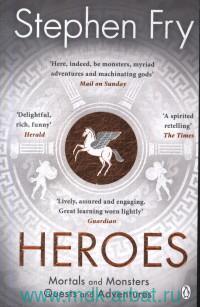 Heroes. Volume II of Mythos