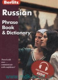 Russian phrase book & dictionary
