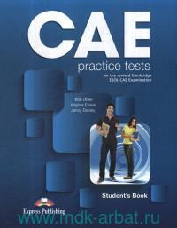 CAE Practice Tests : Student's Book : For the Revised Cambridge ESOL CAE Examination