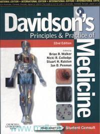 Davidson's Prinsiples & Practice of Medicine