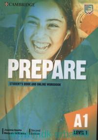 Prepare. Level 1. Student's Book and Online Workbook