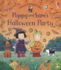 Poppy and Sam`s Halloween Party