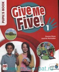 Give Me Five! Level 1. Pupil's Book : Power by Navio