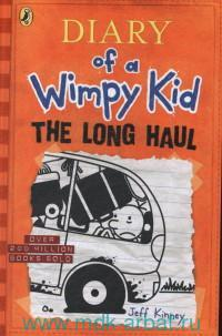 Diary of a Wimpy Kid. Book 9. The Long Haul