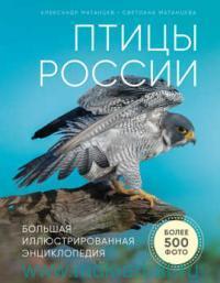 Птицы России : большая иллюстрированная энциклопедия