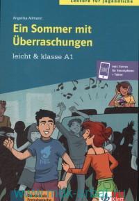 Ein Sommer mit Uberraschungen : Leicht & Klasse A1 : Inkl. Extras fur Smartphone + Tablet