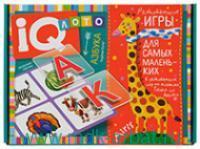 Азбука. Подбери букву! : игра развивающая и обучающая : для детей от 4 лет