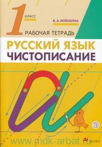 Русский язык : Чистописание : 1-й класс : рабочая тетрадь (ФГОС)