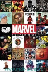 Marvel The Hip-Hop Cover