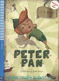 Peter Pan : Retold by B. A. Brown : Stage 3 : A1.1 : 300 headwords : Online