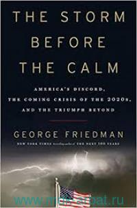 The Storm Before the Calm : America's Discord, the Coming Crisis of the 2020 s, and the Triumph Beyond