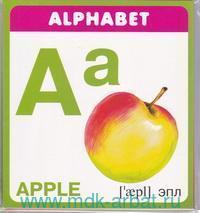 Alphabet : набор карточек : 0+