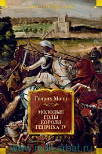 Молодые годы короля Генриха IV : роман