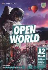 Open World : Key : Student's Book Without Answers with Online WorkBook : A2