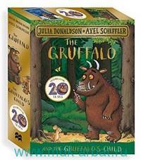 The Gruffalo and the Gruffalo's Child Board : 2 Vol.