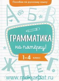 Пособие по русскому языку. Грамматика на пятёрку!