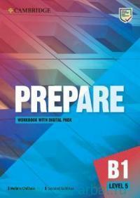Prepare 5. WorkBook With Digital Pack : B1