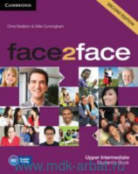 Face2Face : Upper Intermediate B2 : Student`s Book