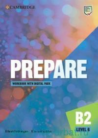 Prepare. Level 6 : B2 : Workbook with Digital Pack