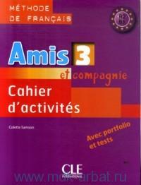 Amis et compagnie 3 : Cahier d'activites