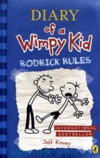 Diary of a Wimpy Kid. Book 2. Rodrick Rules